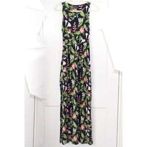 Tommy Bahama floral maxi dress